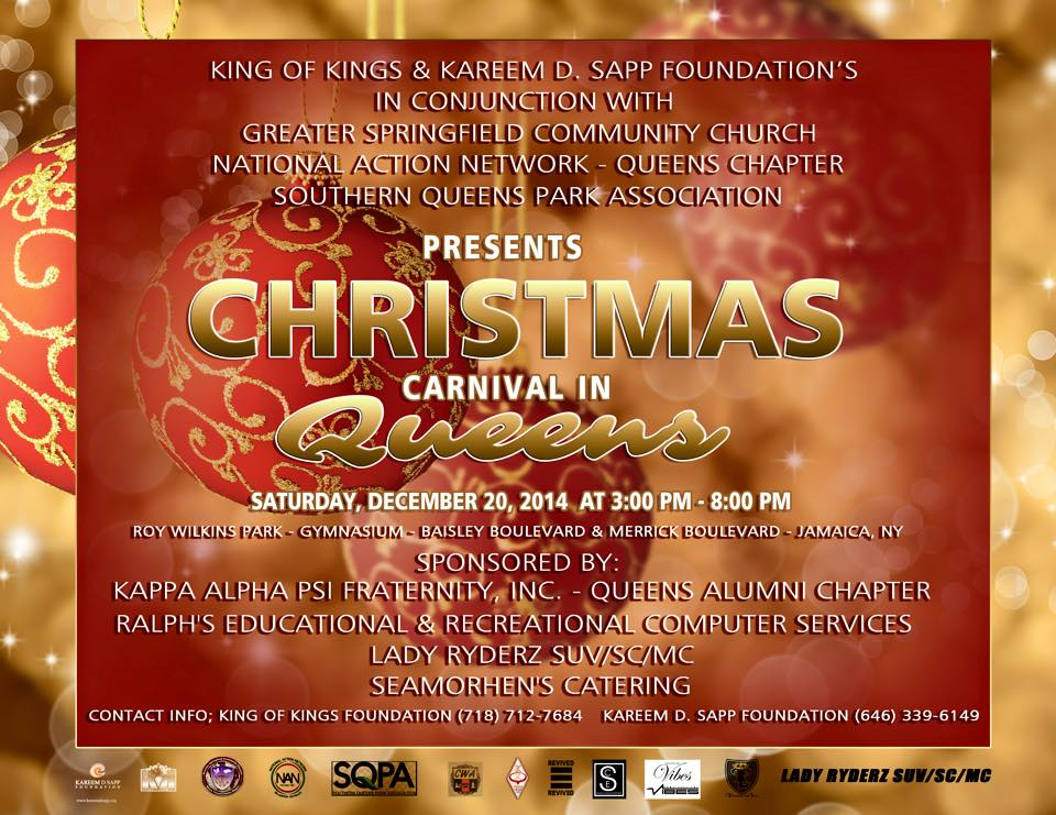 Christmas Carnival In Queens Jamaica 311