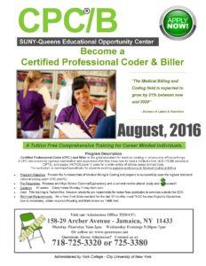 Queens EOC CPCB August 2016