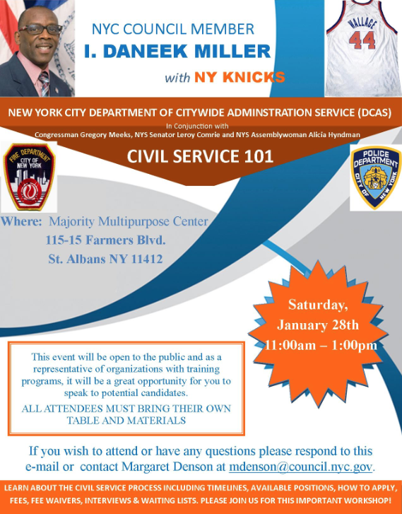 Civil Service 101