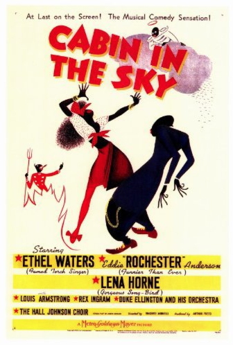 """Classic Movie Thursdays @ Central — """"Cabin in the Sky"""