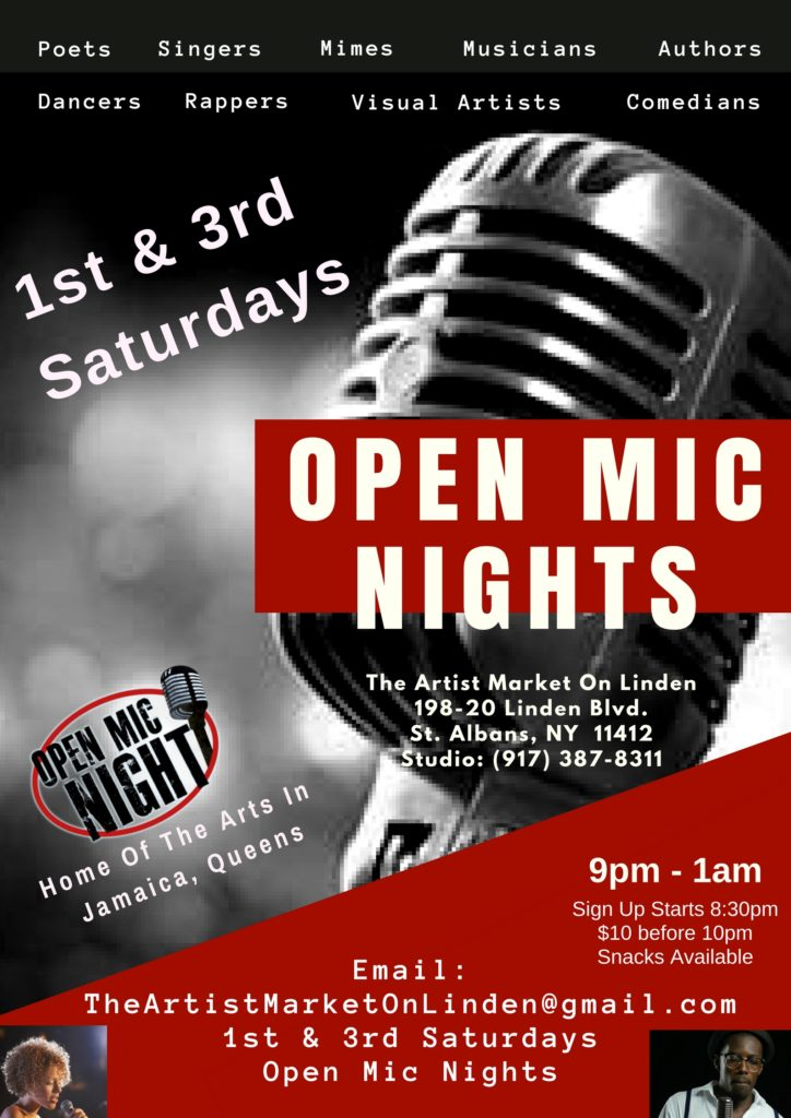 Open Mic Night New