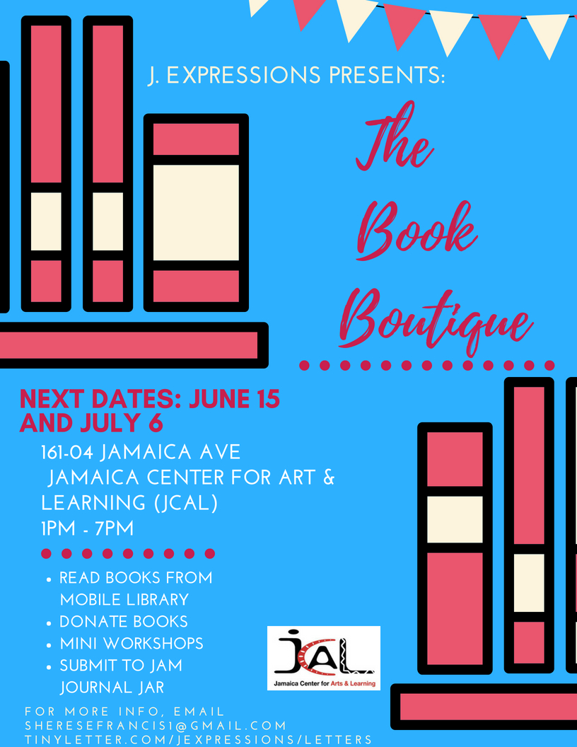 The Book Boutique Flyer 3