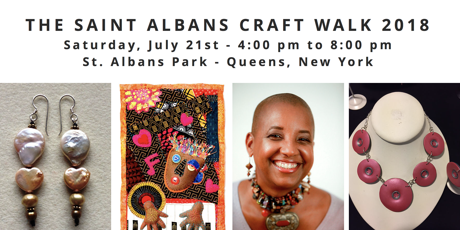 Click here to register as an artisan for The Saint Albans Craft Walk!